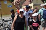 W przepięknym Łagowie w weekend były prawdziwe tłumy! Każdy chciał popływać rowerem wodnym po malowniczych jeziorach tej Lubuskiej Perły