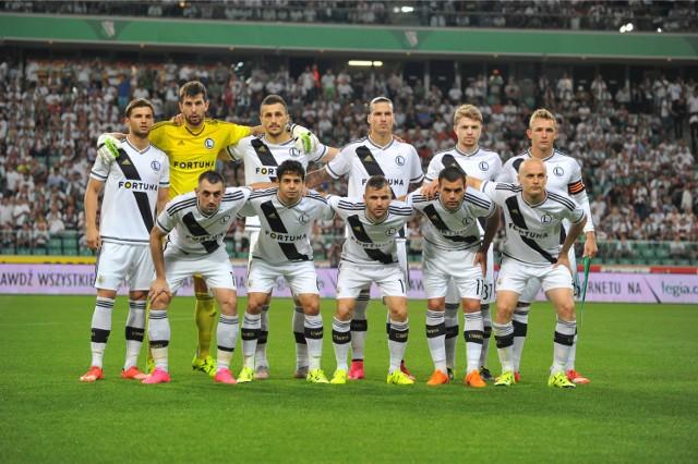 Legia Warszawa gra dziś z FC Midtjylland