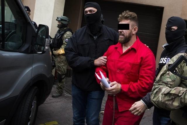 Oskarżony Paweł M. ps. Misiek chce dobrowolnie poddać się karze