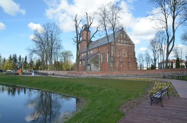 Na liście dotowanych zabytków jest kościół w Andrzejewie