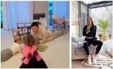 Tak mieszkają Anna i Robert Lewandowscy. Zobaczcie zdjęcia ze środka luksusowej rezydencji w Monachium