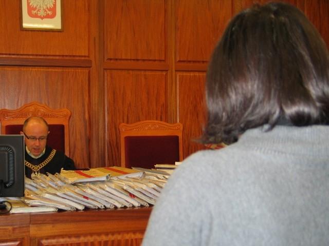 Krystyna B. to pierwszy z ponad 100 świadków w aferze budowlanej