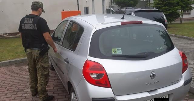 27 latek chciał wjechać do Polski skradzionym samochodem i z cudzym dowodem osobistym. Na dodatek 3 dni wcześniej wyszedł z więzienia