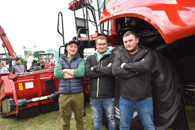 24 września minął pierwszy dzień Międzynarodowej Wystawy Rolniczej AGRO SHOW. Oto fotorelacja z tego wydarzenia