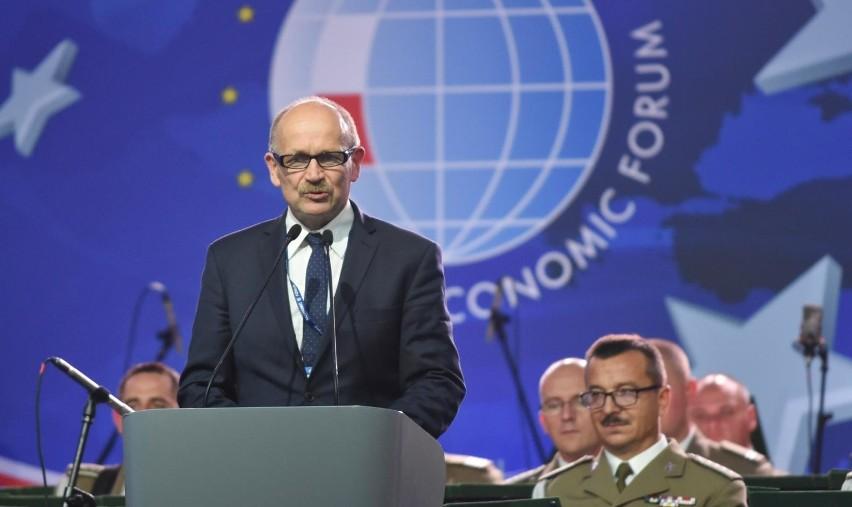 Zygmunt Berdychowski, przewodniczący Rady Programowej Forum...