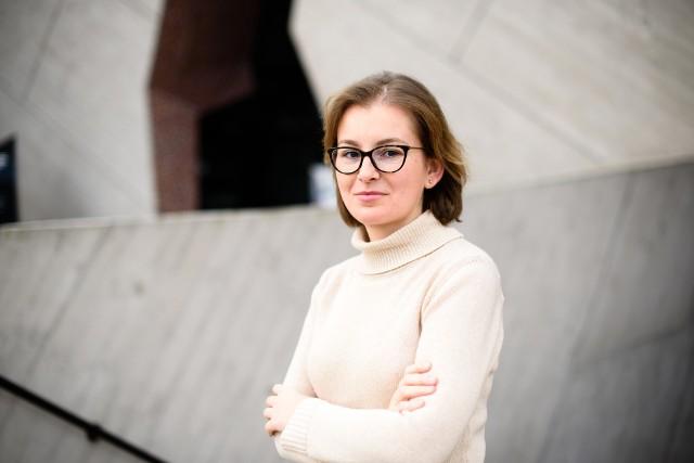 dr Michalina Radzińska