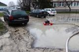 Opole. Woda wraca do mieszkań na osiedlu Armii Krajowej. Ogromna awaria wodociągów usunięta