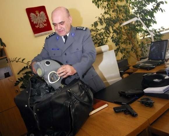 Jerzy Matlak tuż przed odejściem na emeryturę