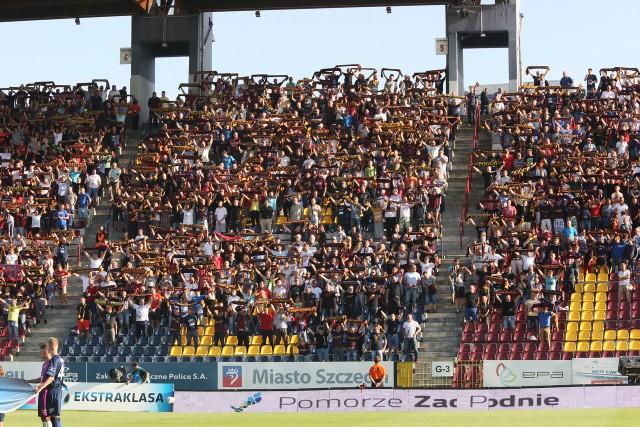 Mecz z Piastem Gliwice przyciągnął na trybuny nieco ponad 200 widzów więcej niż spotkanie ze Śląskiem Wrocław.