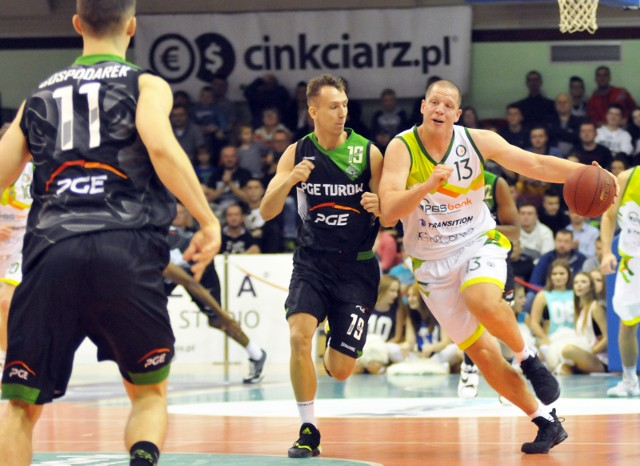 Bartosz Bochno (z lewej) i Jakub Dłuski. W Krośnie lepszy był zespół tego drugiego