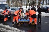 Zmarła kobieta potrącona w lutym na ul. Hallera w Grudziądzu
