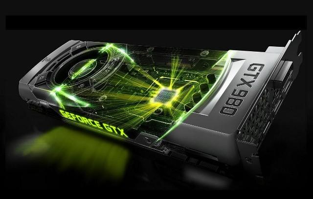 Nvidia GeForce GTX 980Nvidia GeForce GTX 980