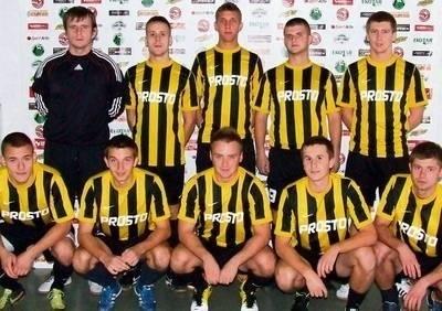 Dzięki wygranej z Topicarem Auto Części, futsalowcy Street Football na półmetku rozgrywek zajmują miejsce tuż za podium Fot. www.futsal.tarnow.pl