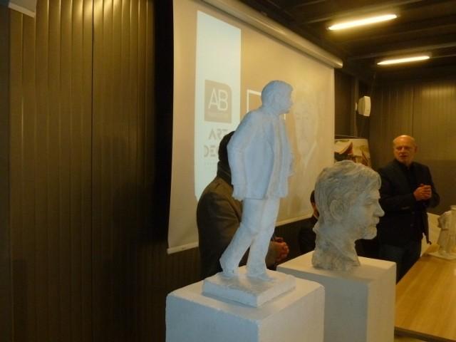 Projekt pomnika Ryszarda Kuklińskiego