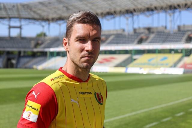 Piotr Malarczyk podpisał kontrakt z Koroną Kielce. Umowa będzie obowiązywać do 30 czerwca 2024 roku.