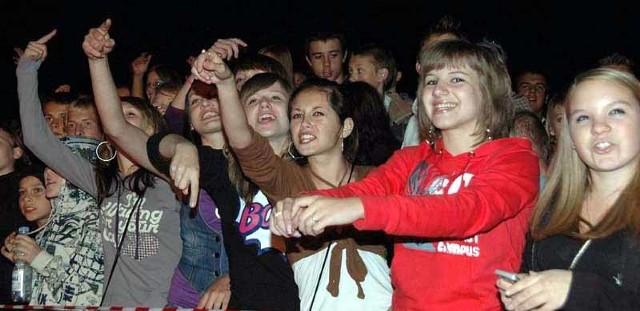 Wśród uczestników imprezy przeważała młodzież z bielskich szkół oraz studenci.