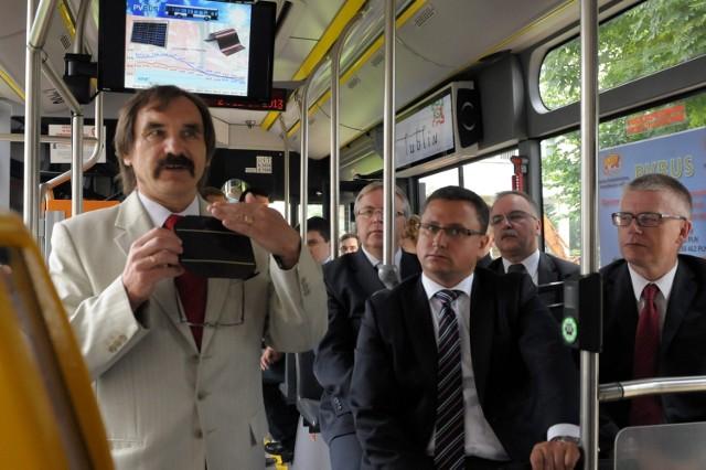 MPK Lublin i Politechnika Lubelska chcą montować fotoogniwa na autobusach