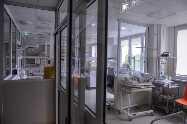 W szpitalu na Zaspie otwarto zmodernizowany Oddział Położnictwa i Ginekologii