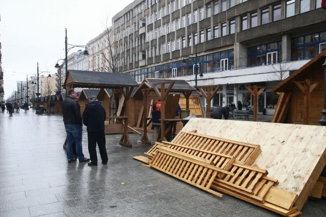 W piątek, 14 marca, na głównej ulicy Łodzi rozpocznie się jarmark wielkanocny.