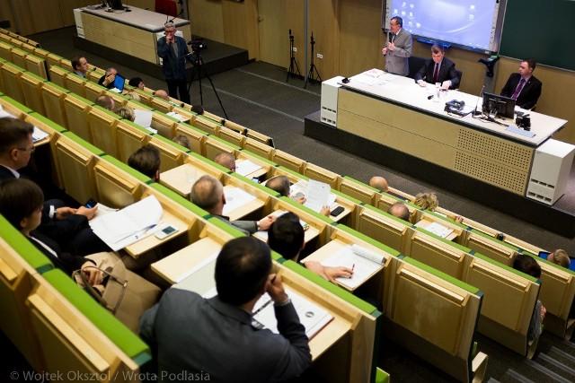 Nauka i biznes - możliwości współpracy. Obradowała Podlaska Rada Przedsiębiorczości