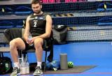 PlusLiga. Siatkarz Cerradu Enea Czarnych Radom, Michał Ostrowski nie zagra przez kilka miesięcy z powodu kontuzji kolana