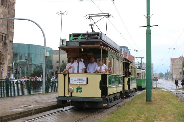 Na poznańskie torowiska wyjedzie wagon Bergische Stahlindustrie Typu I z wagonem doczepnym Carl Weyer