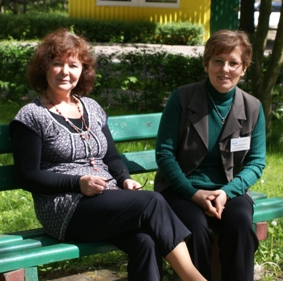 Krystyna Zaborowska (z lewej) i Janina Bubnowicz pracują w uzdrowisku od ponad 30 lat. - Wychowałam tu swoje dzieci. Nie wyobrażam sobie, abym miała pracować gdzie indziej. Uzdrowisko to całe moje życie - mówi Krystyna Zaborowska.
