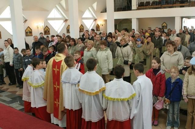 Msza o godz. 12 w kościele p.w. św. Stanisława i Bonifacego.
