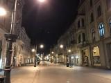 Koronawirus w Łodzi. Takiej Piotrkowskiej jeszcze nie widziałeś... ZDJĘCIA