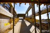 """Centrum przesiadkowe """"Opole Główne"""" robi wrażenie. Zobacz, jak wygląda w środku oraz postęp prac budowlanych [ZDJĘCIA]"""