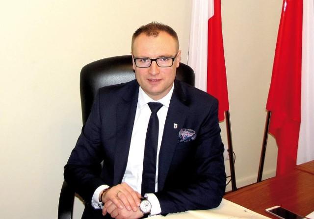 Inicjatorem spotkania był Kamil Dziewierz, wójt gminy Jedlińsk.