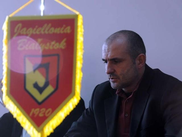 Michał Probierz podał się we wtorek do dymisji