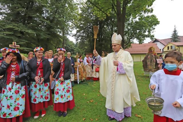 Dożynki diecezjalne odbyły się w Rudach Raciborskich.