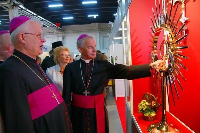Podp. Rok temu targi Sacroexpo odwiedził między inny kardynał Stanisław Dziwisz, w tym roku też szykuje się wysyp znamienitych gości