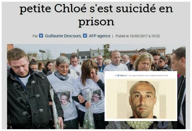 Humiński powiesił się w celi więzienia w Sequedin, gdzie oczekiwał na zaplanowany na wrzesień proces. Sprawa gwałtu i morderstwa 9-latki wywołała szok w całej Francji.