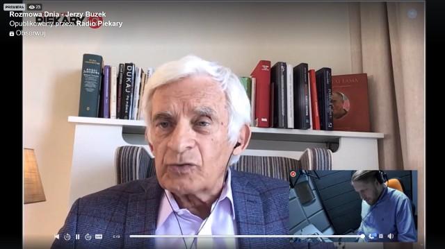 Gościem Marcina Zasady w Rozmowie Dnia Dziennika Zachodniego w Radiu Piekary jest Jerzy Buzek, europoseł PO, były premier.