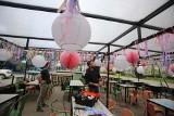 Restauratorzy już szykują ogródki gastronomiczne