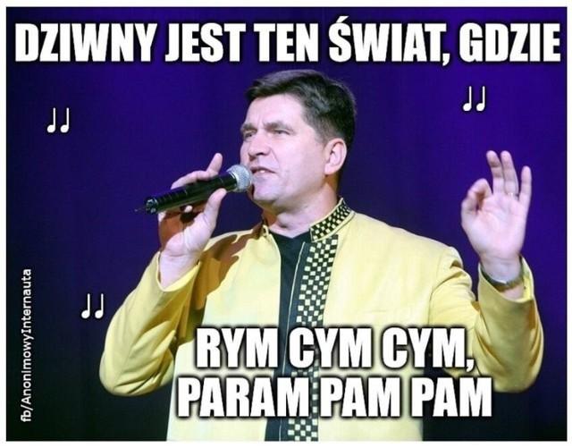 Lider Bayer Full Sławomir Świerzyński atakuje Kult. Czy disco-polo powinno dostać dofinansowanie dla artystów z Ministerstwa Kultury i Dziedzictwa Narodowego. Zobacz najlepsze memy
