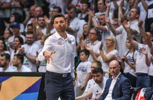 Igor Milicić pracował w Anwilu przez pięć lat