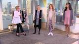 Najnowsze trendy w modzie ciążowej [WIDEO]