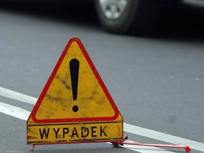 Wypadek koło Filharmonii Podkarpackiej w Rzeszowie