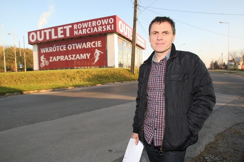 Wkrótce rusza w Kielcach niezwykły outlet. Poprowadzi go...