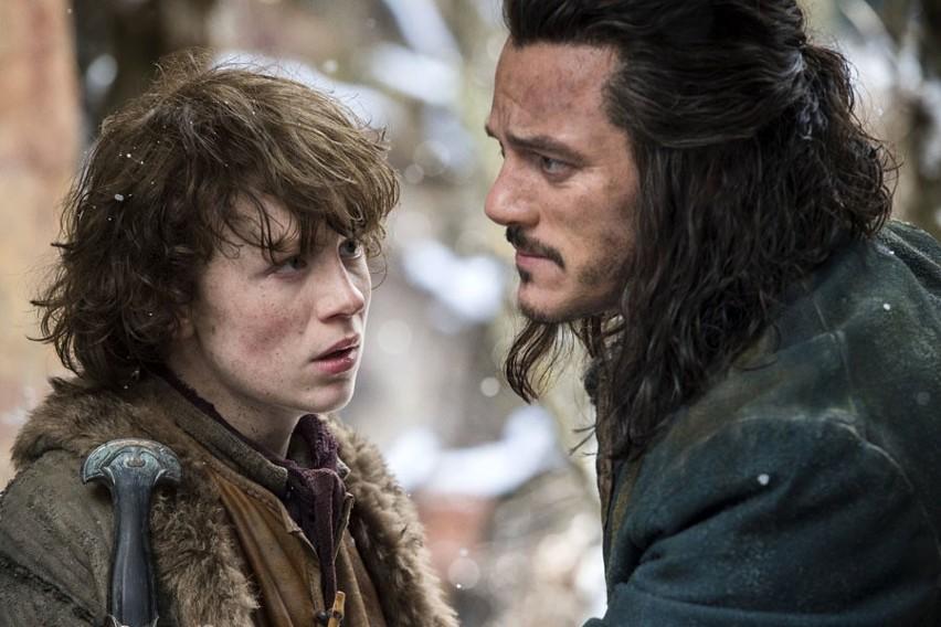 Kadr z filmu: Hobbit: Bitwa pięciu armii