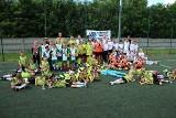 Młodzi piłkarze z regionu grali w turnieju w Skarżysku Kościelnym. Rywalizowali o puchar wójta [ZDJĘCIA]