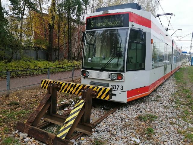 Linię tramwajową na ul. Warszawskiej najpierw skrócono do Skrzydlatej, a teraz znika całkowicie.