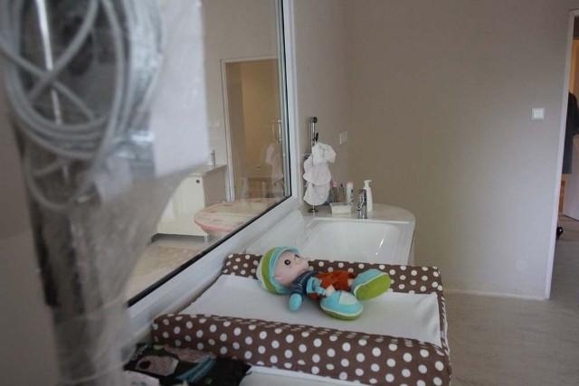 Tak wygląda hospicjum dla dzieci przy Dąbrowskiego 87 w Łodzi