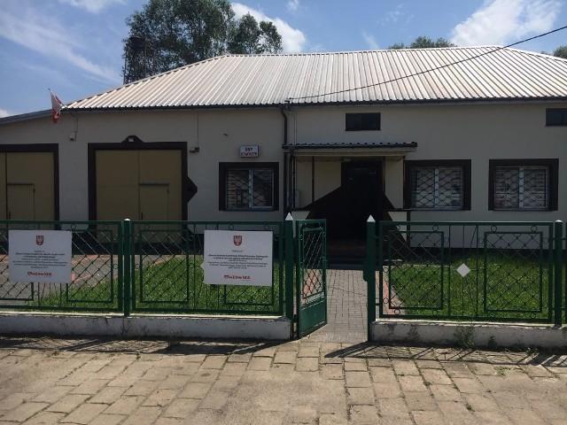 Jeszcze w tym roku odbędzie się remont strażnicy Ochotniczej Straży Pożarnych w Stawiszynie. Na prace gmina dostała dotację z Urzędu Marszałkowskiego.
