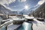 Austria. Aqua Dome - spektakularny wodny świat w sercu tyrolskich Alp