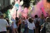 Lublin. Festiwal kolorów w browarze Perła. Zobacz zdjęcia z imprezy