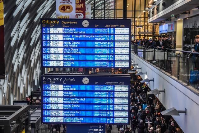 Od niedzieli, 8 listopada 2020, wejdzie w życie nowy rozkład jazdy PKP. W Wielkopolsce przybędzie pociągów Kolei Wielkopolskich